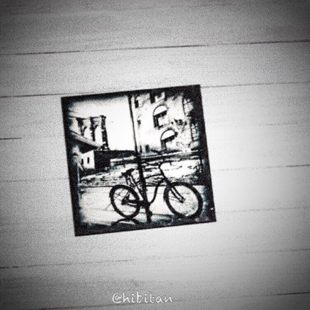 どこに行っても自転車が気になる(^_^;)