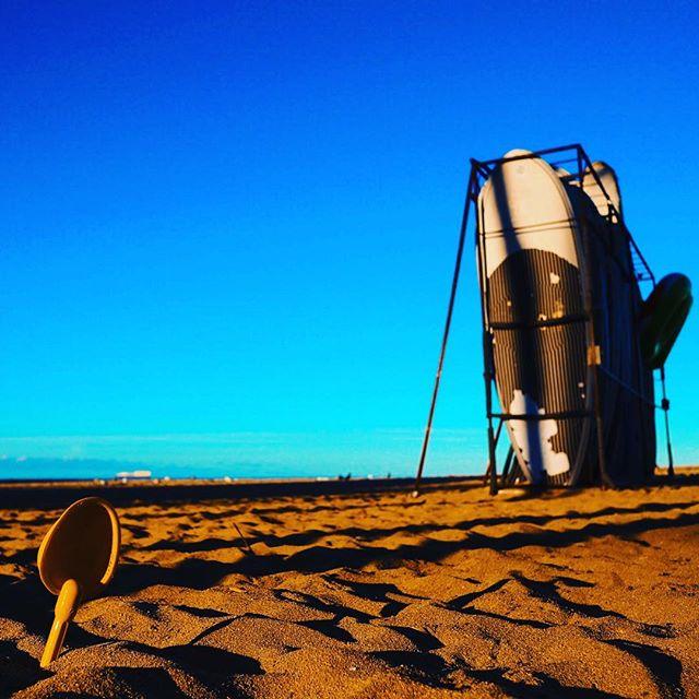 クヒオビーチに小さな忘れ物、、、