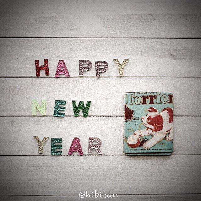 Happy New Year! 今年もよろしくお願いいたします♪